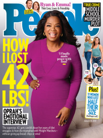 OPRAH WINFREY - HOW I LOST 42 LBS!