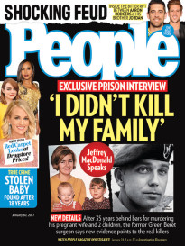 I DIDN'T KILL MY FAMILY - JEFFREY MACDONALD SPEAKS