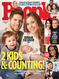 DUGGAR EXCLUSIVE - 2 KIDS & COUNTING!