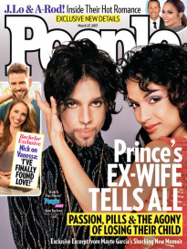 PRINCE'S EX-WIFE TELLS ALL