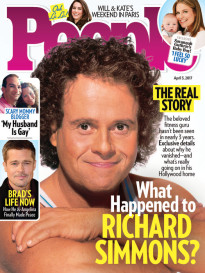 WHAT HAPPENED TO RICHARD SIMMONS?