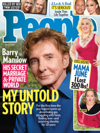 BARRY MANILOW - MY UNTOLD STORY