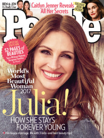 WORLD'S MOST BEAUTIFUL WOMAN 2017 - JULIA!