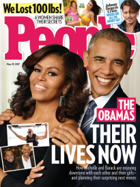 THE OBAMAS - THEIR LIVES NOW