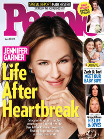 JENNIFER GARNER - LIFE AFTER HEARTBREAK