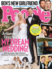 JULIANNE HOUGH - MY DREAM WEDDING!