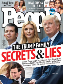 THE TRUMP FAMILY - SECRETS & LIES