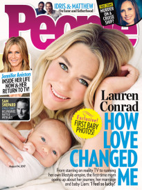 LAUREN CONRAD - HOW LOVE CHANGED ME