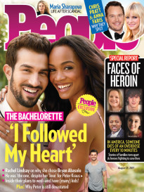 THE BACHELORETTE - I ' FOLLOWED MY HEART'