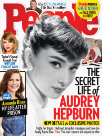 THE SECRET LIFE OF AUDREY HEPBURN