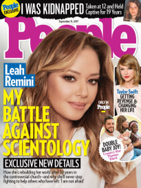 LEAH REMINI - MY BATTLE AGAINST SCIENTOLOGY