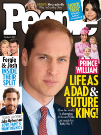 PRINCE WILLIAM - LIFE AS A DAD & FUTURE KING
