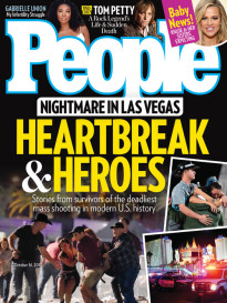 NIGHTMARE IN LAS VEGAS - HEARTBREAK & HEROES