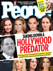 TAKING DOWN A HOLLYWOOD PREDATOR