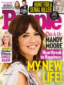 THIS IS US' MANDY MOORE - MY NEW LIFE!