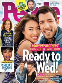READY TO WED! DREW SCOTT & FIANCEE LINDA