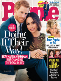 DOING IT THEIR WAY! - PRINCE HARRY & MEGHAN MARKLE