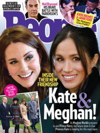 KATE & MEGHAN! - INSIDE THEIR NEW FRIENDSHIP