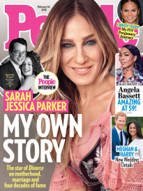 MY OWN STORY - SARAH JESSICA PARKER