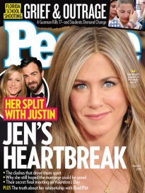 JEN'S HEARTBREAK - HER SPLIT WITH JUSTIN