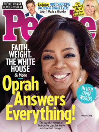OPRAH ANSWERS EVERYTHING!