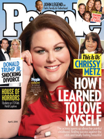 CHRISSY METZ - HOW I LEARNED TO LOVE MYSELF