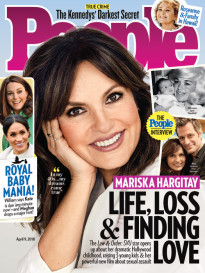 MARISKA HARGITAY - LIFE, LOSS & FINDING LOVE