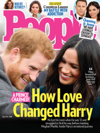 A PRINCE CHARMED! HOW LOVE CHANGED HARRY