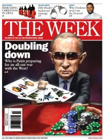 THE WEEK DOUBLING DOWN