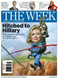 THE WEEK HITCHED TO HILLARY