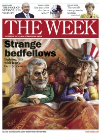 THE WEEK STRANGE BEDFELLOWS