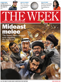 THE WEEK MIDEAST MELEE