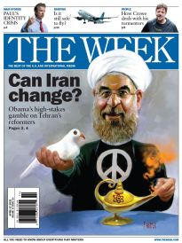THE WEEK CAN IRAN CHANGE?