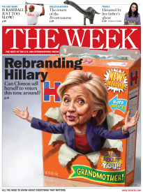 THE WEEK REBRANDING HILLARY