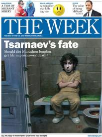 THE WEEK TSARNAEV'S FATE