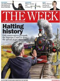 THE WEEK HALTING HISTORY