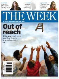 THE WEEK OUT OF REACH