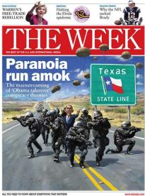 THE WEEK PARANOIA RUN AMOK