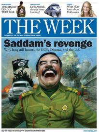 THE WEEK SADDAM'S REVENGE