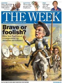 THE WEEK BRAVE OR FOOLISH?
