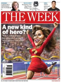 THE WEEK A NEW KIND OF HERO?