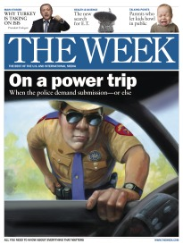 THE WEEK ON A POWER TRIP