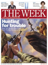 THE WEEK HUNTING FOR TROUBLE