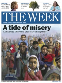 THE WEEK A TIDE OF MISERY