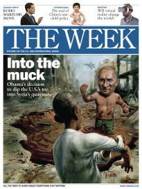 THE WEEK INTO THE MUCK