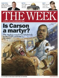 THE WEEK IS CARSON A MARTYR?