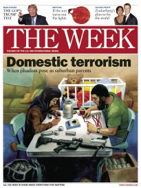 THE WEEK DOMESTIC TERRORISM