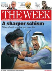 THE WEEK A SHARPER SCHISM