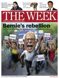 THE WEEK BERNIE'S REBELLION