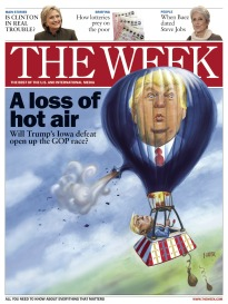 THE WEEK A LOSS OF HOT AIR
